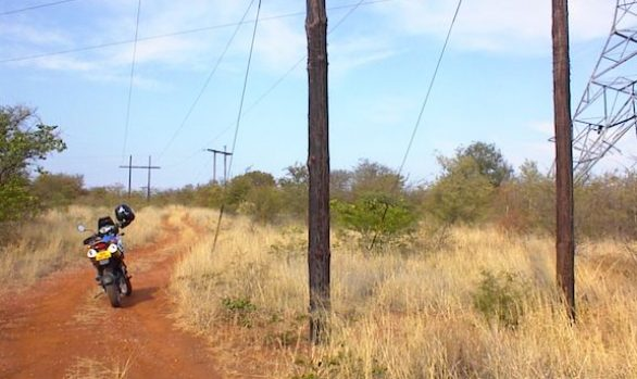 Francistown Power Grid Network Upgrade, Botswana