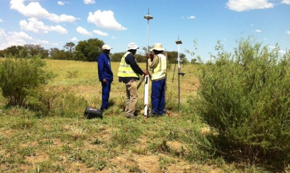 Denysville to Heilbron and Koppies to Schonkenville Roads, South Africa